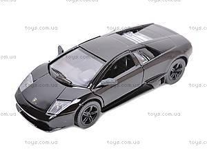 Машина Lamborghini Murcielago LP 640, KT5317W, отзывы