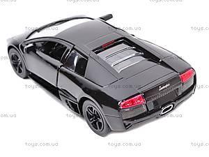 Машина Lamborghini Murcielago LP 640, KT5317W, магазин игрушек