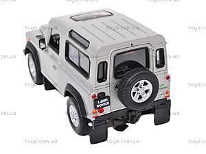 Машина Land Rover Defender, 22498W, цена