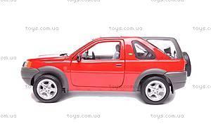 Машина Land Rover Freelander, 22077W, купить