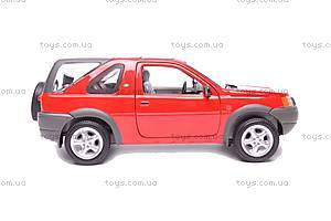 Машина Land Rover Freelander, 22077W, фото
