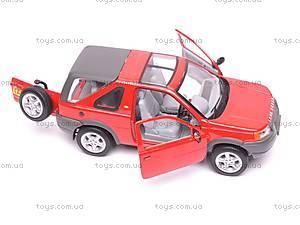 Машина Land Rover Freelander, 22077W, отзывы