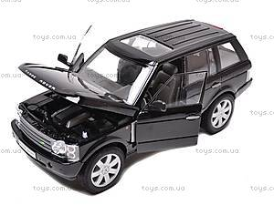 Машина Land Rover «Range Rover», 22415, отзывы