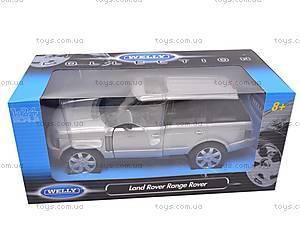 Машина Land Rover «Range Rover», 22415, игрушки