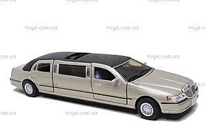 Машина Lincoln 7d, KT7001W, іграшки