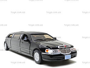 Машина Lincoln 7d, KT7001W, детский