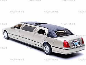 Машина Lincoln 7d, KT7001W, фото