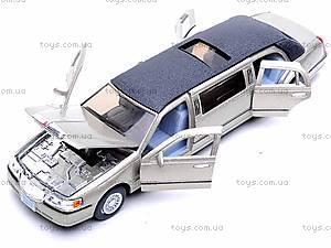 Машина Lincoln 7d, KT7001W, игрушки