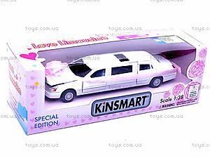 Машина Lincoln 7d «Свадьба», KT7001WW, купить