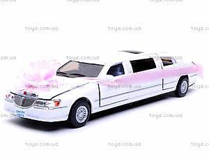 Машина Lincoln 7d «Свадьба», KT7001WW