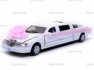 Машина Lincoln 7d «Свадьба», KT7001WW, фото