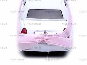 Машина Lincoln 7d «Свадьба», KT7001WW, игрушки
