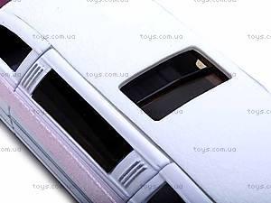 Машина Lincoln 7d «Свадьба», KT7001WW, детские игрушки