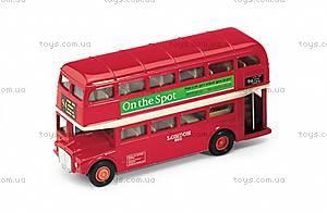 Машина  «Лондонский автобус», 99930H-W