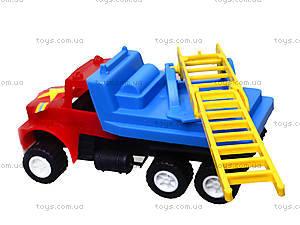 Игрушечный грузовик «Пожарная машина», 03-303, отзывы