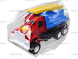 Игрушечный грузовик «Пожарная машина», 03-303, игрушки