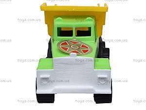 Игрушечная машина «Самосвал», с лопаткой, 03-301, купить
