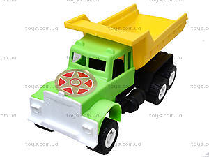 Игрушечная машина «Самосвал», с лопаткой, 03-301, фото