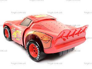 Машина «МакКуин», на радиоуправлении, 777-528, магазин игрушек