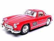 Игрушечная машина Mercedes-Benz 300SL, KT5346W, купить