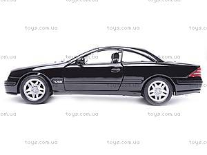 Машина Mercedes-Benz CL600, 22073W, отзывы