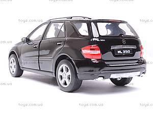 Машина Mercedes-Benz ML350, 22480W, купить