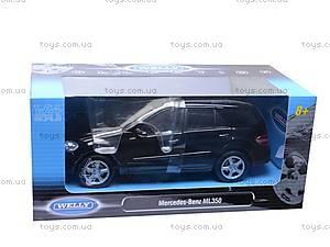 Машина Mercedes-Benz ML350, 22480W, игрушки