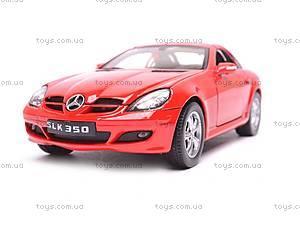 Машина Mercedes-Benz SLK350, 22462H-W