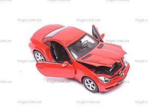 Машина Mercedes-Benz SLK350, 22462H-W, отзывы