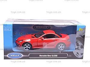 Машина Mercedes-Benz SLK350, 22462H-W, цена
