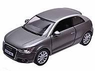 "Машина металл KT5350W (96шт/4)"" Audi A1""в кор. 12см, KT5350W"