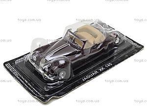 Машина металлическая JAGUAR XK 140, , купить