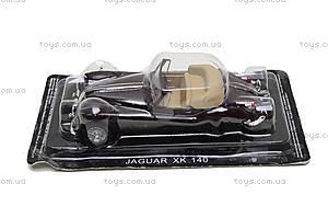 Машина металлическая JAGUAR XK 140, , фото