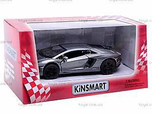 Машина металлическая Lamborghini, KT5355W, купить