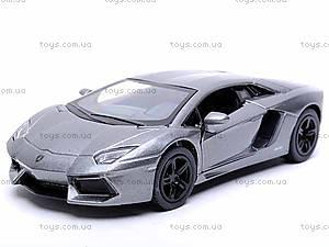 Машина металлическая Lamborghini, KT5355W