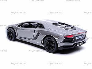 Машина металлическая Lamborghini, KT5355W, фото