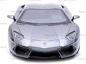 Машина металлическая Lamborghini, KT5355W, отзывы