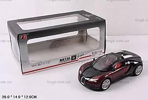 Машина металлическая, масштаб 1:24, 8897-119