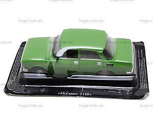 Машина металлическая Москвич 2140, , фото