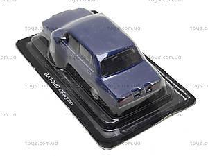 Машина металлическая ВАЗ 2107, , купить