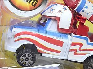 Машина Метр из мультика «Тачки», 023, фото