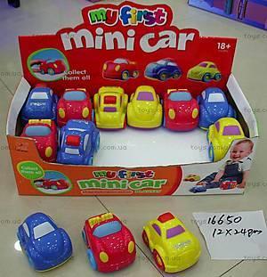 Машина «Мини», 16650