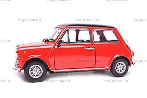 Машина Mini Cooper 1300 , 22496W, отзывы