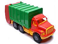 Машина мусоровоз, 0497cp0030401032, игрушки