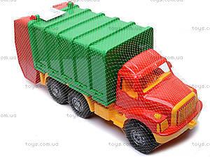 Машина мусоровоз, 0497cp0030401032, купить
