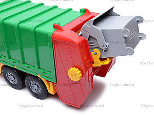 Машина мусоровоз, 0497cp0030401032, фото