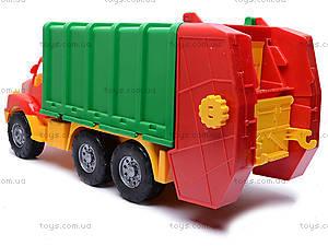 Машина мусоровоз, 0497cp0030401032, отзывы
