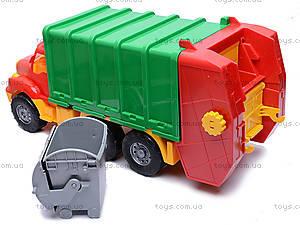 Машина мусоровоз, 0497cp0030401032, цена