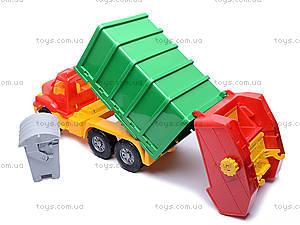 Машина мусоровоз, 0497cp0030401032, магазин игрушек