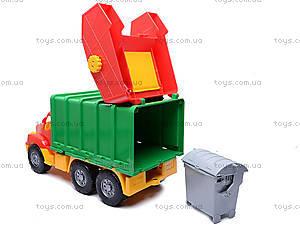 Машина мусоровоз, 0497cp0030401032, toys.com.ua